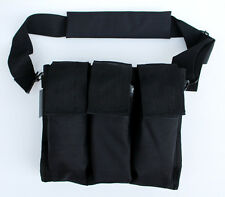 Magazine Pouch 6 Pack Rifle Mags Clip DOUBLE STACKED Explorer Tactical P33-BK