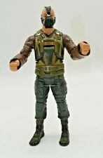 MATTEL THE DARK KNIGHT RISES: BANE MOVIE ACTION FIGURE LOOSE