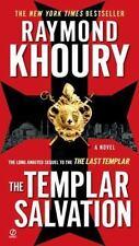 The Templar Salvation by Raymond Khoury (2011, Paperback)NEW UNREAD