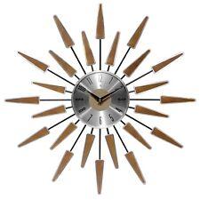 "Satellite 23"" Mid-Century Modern Vintage Wall Clock"