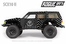 Axial SCX10 II Cherokee Body Graphic Wrap Skin- Zombie Recon