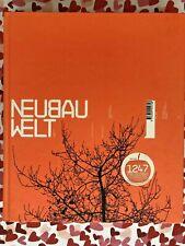 Rare! 2005 Neubauwelt Vector Illustration Archive Stock Book with Cd Rom