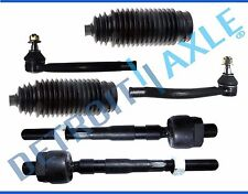 2006 2007 2008 2009 2010 2011 Honda Civic Front Inner Outer Tie Rod w/Boot Kit