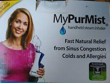 MyPurMis Handheld Steam Inhaler
