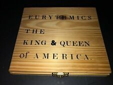 Eurythmics Annie Lennox CD Box Set Limited Edition King And Queen Of America