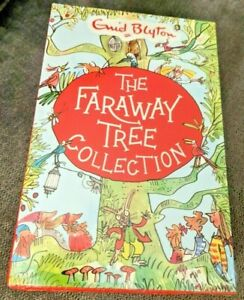 The Magic Faraway Tree Collection 3 Books Box Set By Enid Blyton - NEW & SEALED