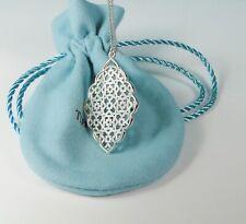 5e9721871 Tiffany & Co. Picasso Marrakesh Pendant Necklace Silver Excellent Condition  ...