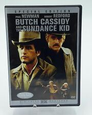 Butch Cassidy and the Sundance Kid Dvd Special Edition Paul Newman Robert Redfor