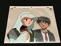 El-Hazard Original production animation cel vintage anime Makoto Mizuhara