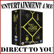 HOW I MET YOUR MOTHER- COMPLETE SERIES SEASONS 1 - 9 **BRAND NEW DVD BOXSET**