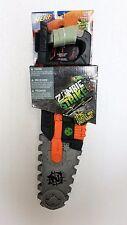 NEW Nerf Zombie Strike Blaster Chainsaw Toy Weapon with Sound NERFP Mount Gun
