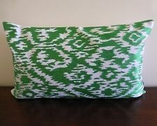 Tilda Green Rectangular Cushion Cover