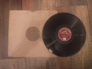 Kentucky Minstrels - Abide With Me - Part 1 / 2 - HMV - 78 RPM - B.D. 535