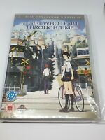 The Girl Who Leapt through Time 2DVD Collector's Edition Studio Ghibli