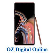 "NEW Samsung Galaxy Note 9 Dual Sim N960FD 128GB Copper 12MP 4G 6.4""UnlockedPhone"