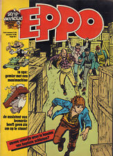 STRIPWEEKBLAD EPPO 1976 nr. 51 - STEVEN SEVERIJN (COVER)/TRIGIË/LUC ORIËNT