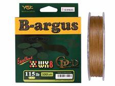 0 YGK NASULY B-argus excrllent PE WX8 GP-D 100yd Keshi Ivory 115lb 8 SNAKE HEAD