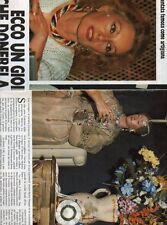 SP23 Clipping-Ritaglio 1983 Helietta Caracciolo Ecco un gioiello che donerei..