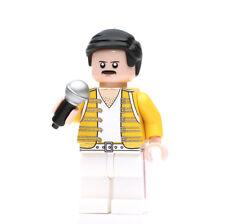 LEGO Custom Printed Minifigure - Freddie Mercury