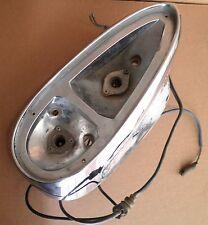 1956 1957 56 57 HUDSON HORNET USED TAIL LIGHT ASSEMBLY .