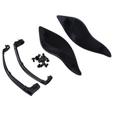 Fit for Harley Touring Street Glide Models 14-16  Air Deflector with Accessories