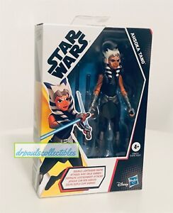 "Star Wars Galaxy Of Adventures ASHOKA TANO 5"" Action Figure Brand New"