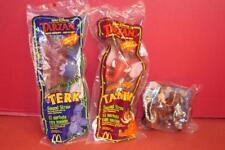 DISNEY TARZAN X3  MCDONALDS HAPPY MEAL TOYS 1999 NIB