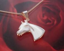 Unbranded Sterling Silver Animals & Insects Fine Necklaces & Pendants