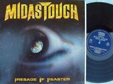 1st Edition Metal Thrash/Speed Metal Vinyl Records