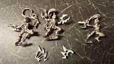 Warhammer 40k Eldar oscuro wyches X 3-Metal-Stripped-Oop - 1 Brazo