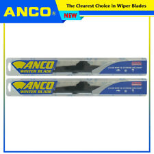 "18""2PCS Wiper Blades FRONT PAIR For AMERICAN MOTORS,JAVELIN ANCO WINTER/30-18"