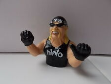 HOLLYWOOD HULK HOGAN JAKKS WRESTLING FIGURE 1999 THUMB WRESTLER STING MACHO NWO
