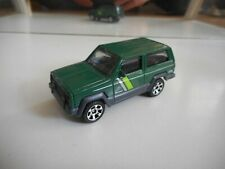 Matchbox Jeep Cherokee in Green
