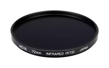 Genuine HOYA Infrared Filter IR (R72) 52mm