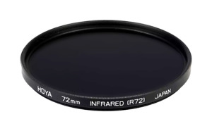 Genuine HOYA Infrared Filter IR (R72) 67mm