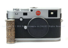 Brand New brass dragon-pattern steel hand grip fits Leica M240 camera