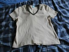 Girls' Sleeveless V Neck T-Shirts & Tops (2-16 Years)