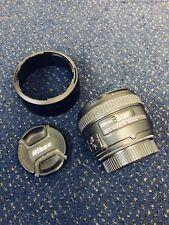 Nikon AF-S Nikkor 50 mm f/1.4 G Obiettivo Fotocamera Reflex Digitale f1.4