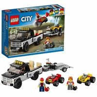 LEGO® City Great Vehicles - ATV Race Team 60148 City Great Vehicles Toy