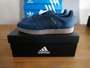 Adidas Velosamba SPD Cycling Shoes Navy Ink Size 8 UK BNIBWT