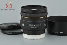 Excellent!! Minolta AF 85mm f/1.4 G Sony / Minolta A Mount Lens
