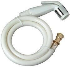 Plumb Shop, Master Plumber, 4' Length, White, Sink Spray & Hose