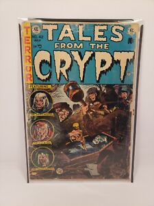 Tales from the Crypt #42 1954 EC Comics Horror