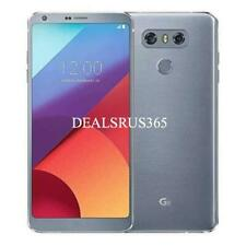 "LG G6 32GB ""Factory Unlocked"" AT&T T-MOBILE 4G LTE Android Smartphone A+ ICE"