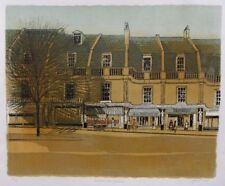 Linocut Landscape Original Art Prints