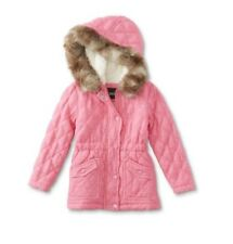 NEW Me Jane Cute Girls Toddler Quilted Jacket Bright Rose Kids Clothes 2T Winter