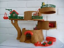 Sylvanian Families Nursery Tree House Tomy Vintage 1985 Boxed