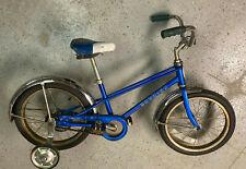 Schwinn pixie bike with fenders, 16 inch wheels