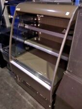 More details for open dairy display dairy milk chiller brown