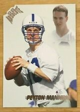Peyton Manning RC 1998 Absolute Retail Die Cut #165 Vols, Colts, Broncos  *READ*